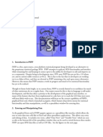 Pspp Manual