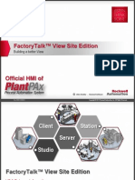 FactoryTalk View SE What's New in v7.0