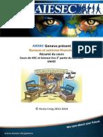 AIESEC Banques et systèmes financiers notes cours.pdf