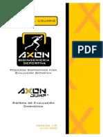 Manual Del Usuario Axon