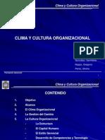 Presentacion Clima y Cultura