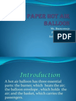 tissue paper hot air balloonjaslyne