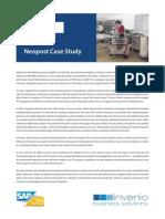 Neopost Case Study