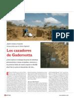 Los cazadores de Gademotta - Etiopía