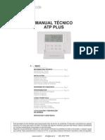 Manual Termostato Recal