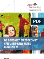 3872556 de Opkomst en Toekomst Van User Generated Content