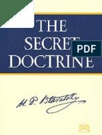 8331423 the Secret Doctrine Vol 2 HP Blavatsky