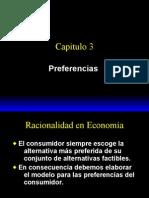 capitulo 3, preferencias