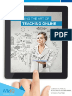 Mastering the Art of Teaching Online