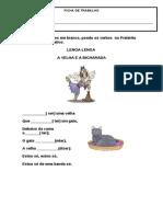 Islcollective Worksheets Iniciao Elementar Prescola Ensino Bsico Ortografia Compreenso Oral Fala Leitura Escrita Role Pl 24672510bd7348a0c70 88593807