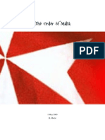Research Paper Knights of Malta