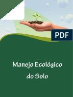 Manejo ecológico do Solo