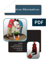 Como Fazer defensivos alternativos