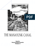 Manayunk Canal Book