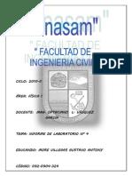 informe de laboratorio nº 4