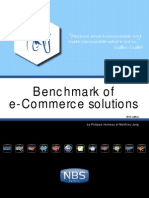 Ecommerce Solutions Benchmark Short Version English