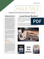 Chalk Talk VI II