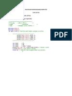 Praktikum Pemrograman Komputer Lw01 -1