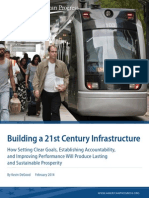 Building a 21st Century Infrastructure