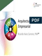 Desafios Beneficios de La Practica Arquitectura Empresarial 1