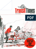 Transit Times Volume 12, Number 9