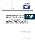 Tablas de Autotransporte