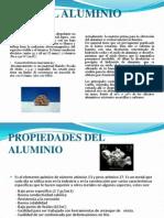 El Aluminio Documento.