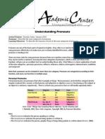 Understanding.pronouns