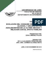11. EVOLUCIÓN DEL CONSUMO DEL TABACO,