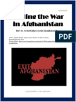 Ending the War in Afghanistan - 2013