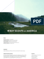 Boy Scouts of America- Christine Pizzo