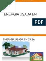 Energia Usada En