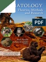 [Emil_potocki. Primatology. Theories,Methods and Research