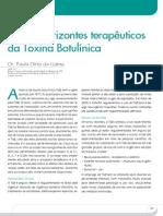 Toxina Botulinica Novos Horizontes
