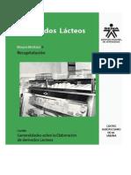 Protocolos de Derivados Lacteos