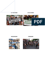 Imagenes de Pacifismo, Ecologismo, Modernismo y Feminismo