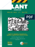 Guidelines to Plant Design in WA