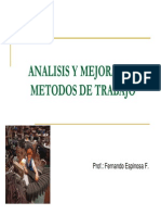 16-Analisis Mejoras Metodos Trabajo