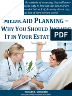 Medicaid Planning - Why You Should Include It in Your Estate Plan