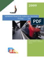 Administracion de La Calidad ALFARO CALDERON