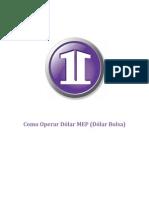 Operatoria Bonos USD