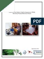 PHVA Reference Packet 2010-1