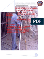 Trabajo de Servicios Auxiliares Mineros