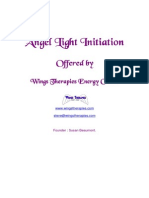 Angel Light Initiation Manual