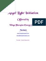 Angel Light Initiation Manual