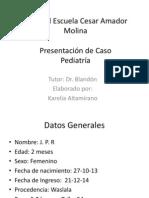 Caso Clinico Ictericia