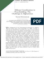 CMC in Peacebuilding