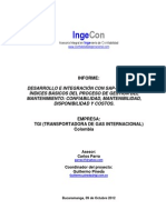 Informe Procedimiento Indicadores SAP PM 2012 v1