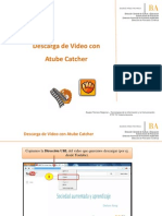 Tutorial Descarga de Video Con Atube Catcher