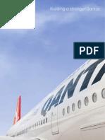 2011 Annual Report of Qantas Airline